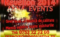 Concurs – Revelion 2014 ANNA Events