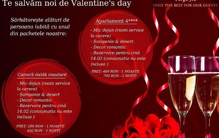 Promotie Valentine's Day 2021